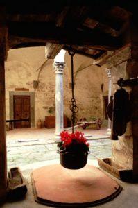 5 castelli da visitare: Castello Trbbio nel Mugello in Toscana