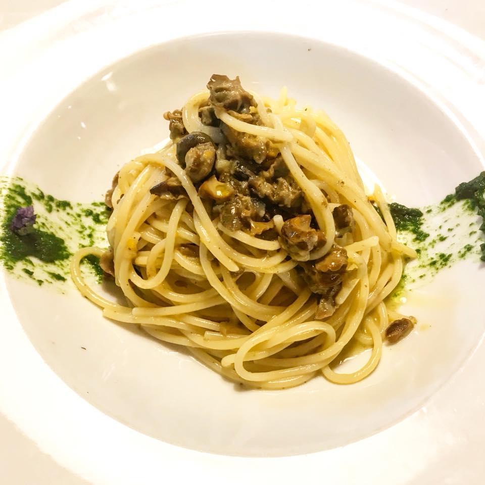 Week end di autunno: Peccioli. A pranzo da Pasticceria Ferretti