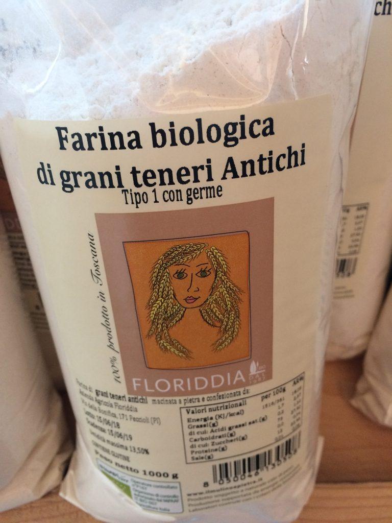 Week end di autunno: i borghi toscani. Azienda agricola Floriddia, la cultura della farina