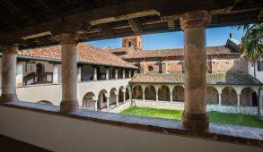 Mete spirituali: abbazia di Mirasole