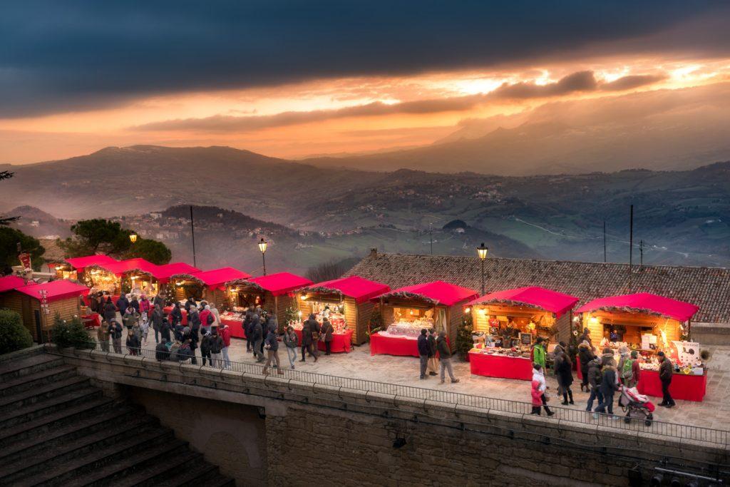 mercatini di Natale, San Marino: Il Natale delle Meraviglie