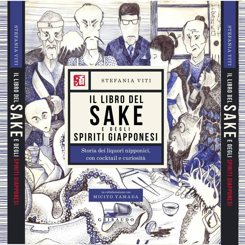 5 regali di Natale: Il libro del sake di stefania Viti