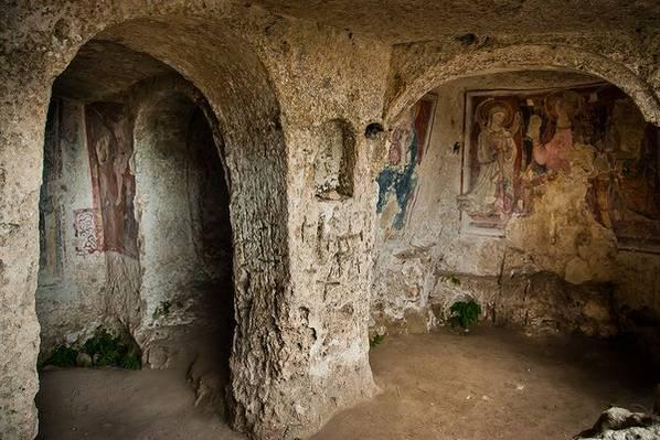 Mete spirituali: le chiese rupestri di Matera