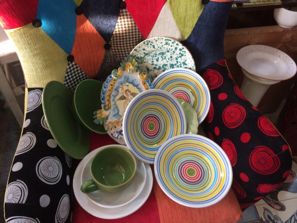 Grottaglie, l'atelier delle ceramiche
