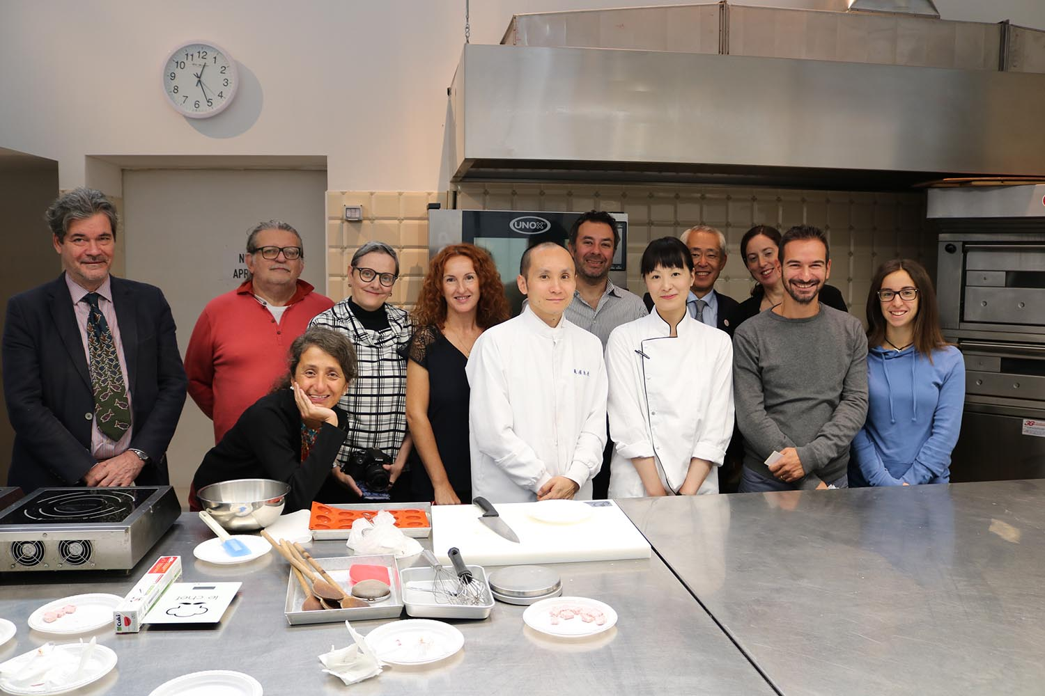 dolci giapponesi: showcooking