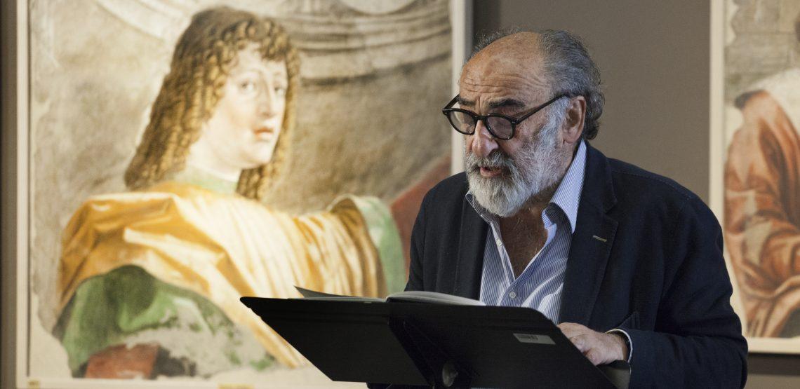 pittura del Bramante: a Brera pittura e poesia si incontrano in nome della cultura