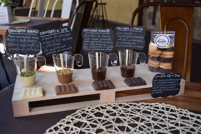 La cioccolata calda migliore: cioccolata tasta a Milano