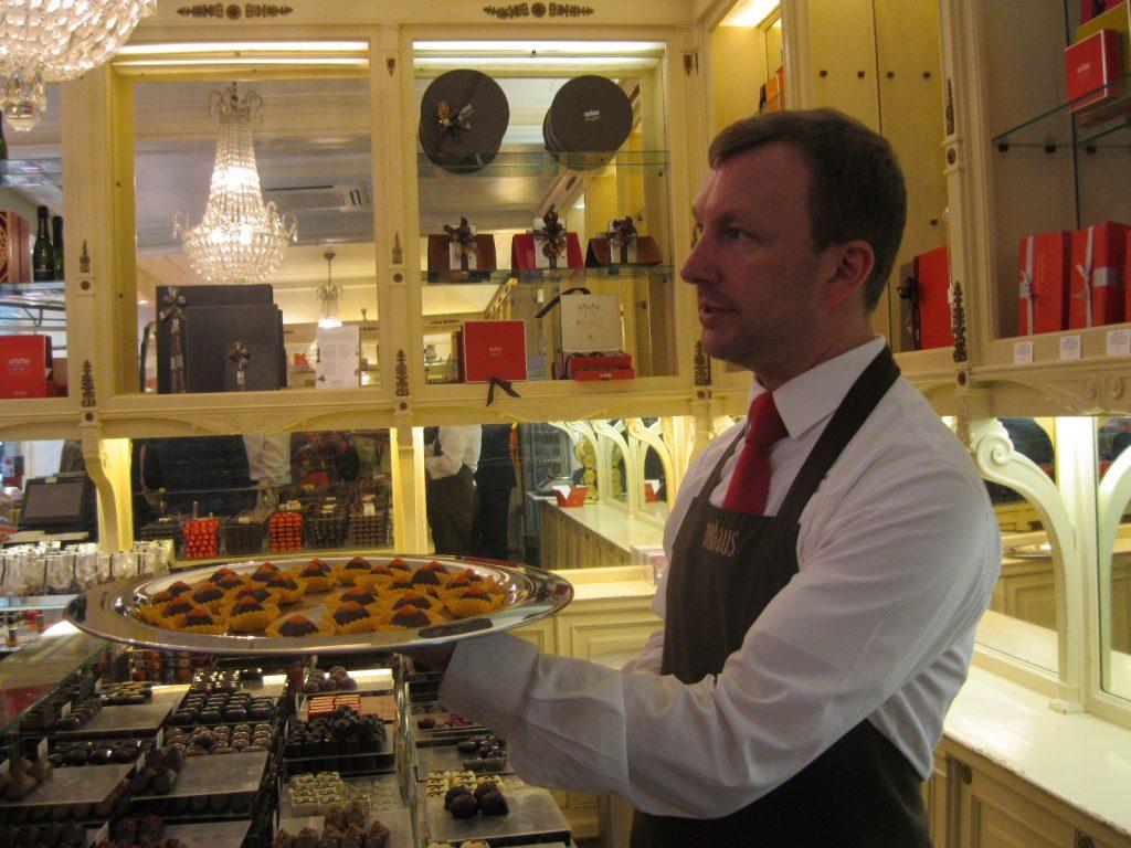 La cioccolata calda migliore: Belgio Neuhaus