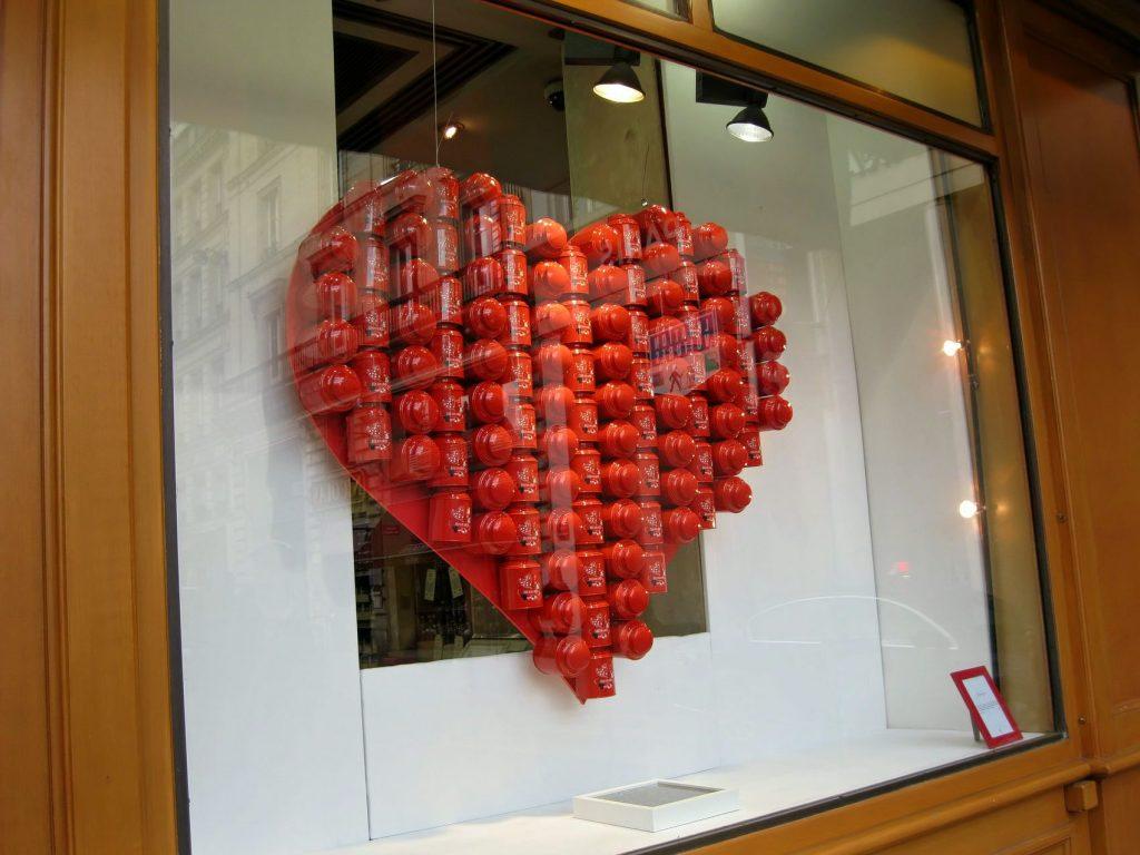 Parigi raccontata dalle vetrine delle pasticcerie: La Table d'Hediard