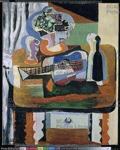 Picasso amava famelicamente cibo e cultura: vino