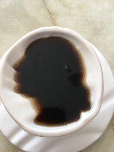 La cioccolata calda migliore: faustina, tazza in ceramica