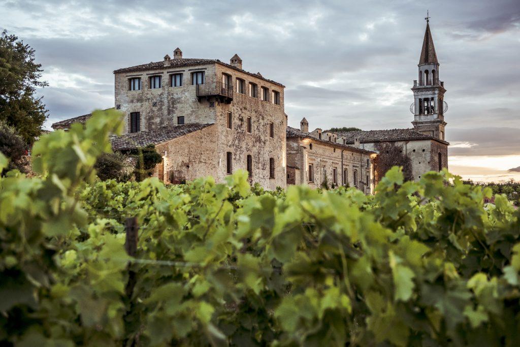 San Valentino idee: castello di Semivicoli