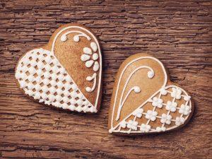 San Valentino golosi: ricetta biscotti a forma di cuore