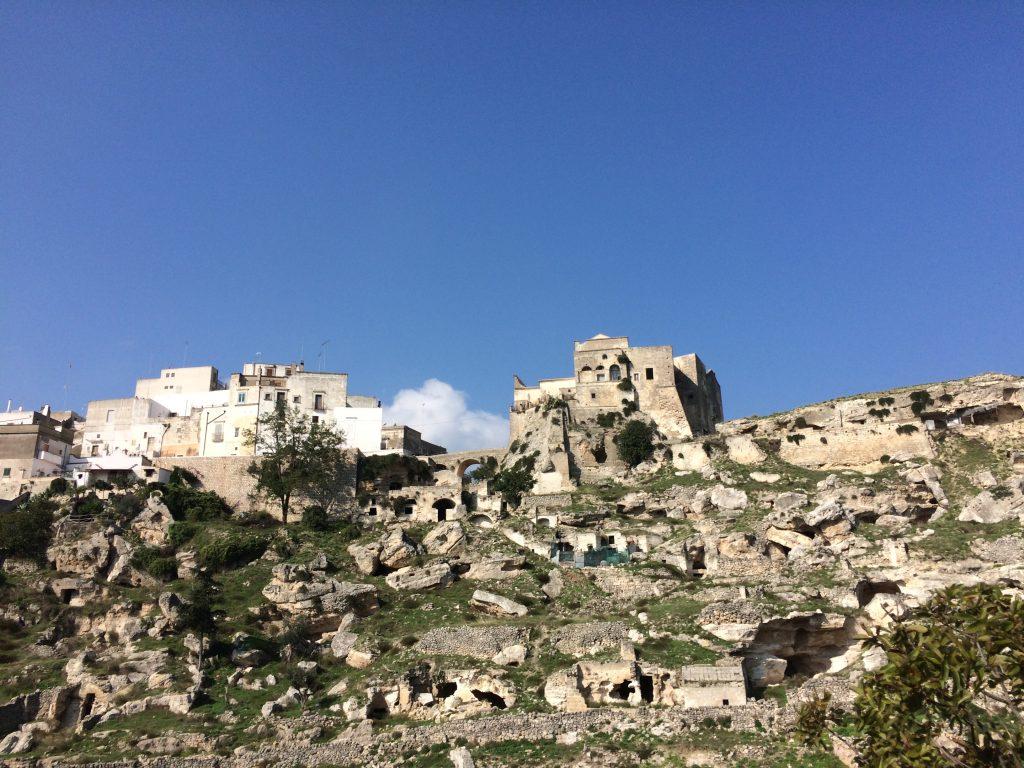 C'è un'altra Puglia l'Alta Murgia. Le gravine