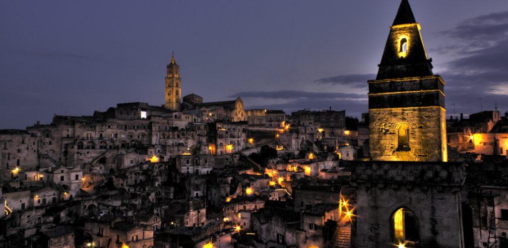 Matera, quella luce, che ti illumina e rende affascinante la città dei sassi