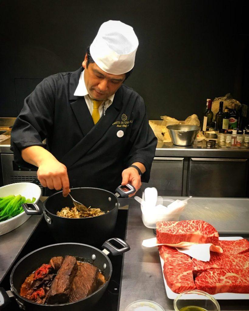 dizionario primaverile, abc famelico: la cucina giapponese di Arari