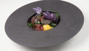Lo chef, la bresaola della Valtellina, i piatti gourmet Panzeri
