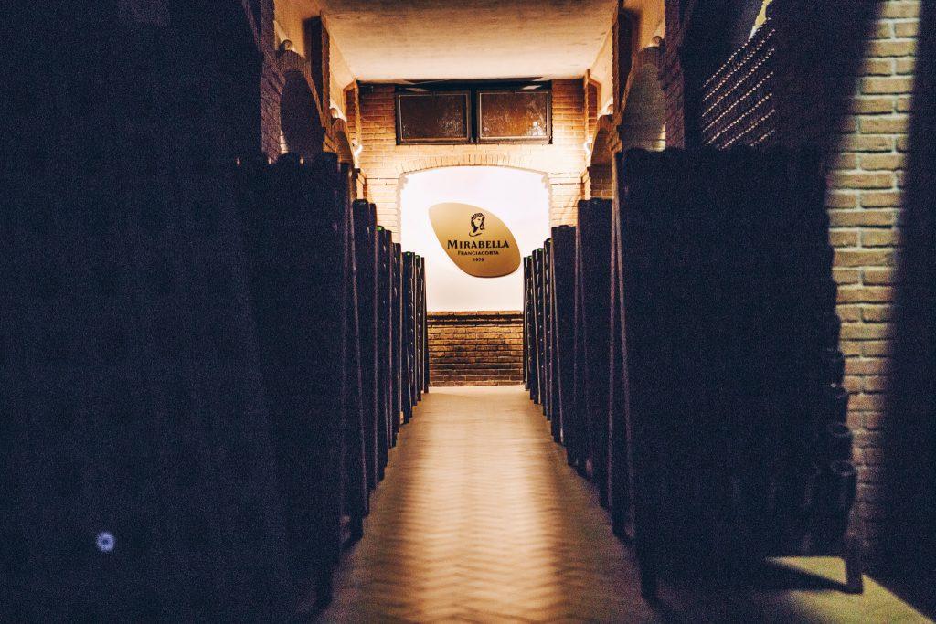 vini di Mirabella: la cantina in Franciacorta