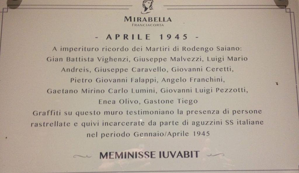 i vini di Mirabella: un pò di storia