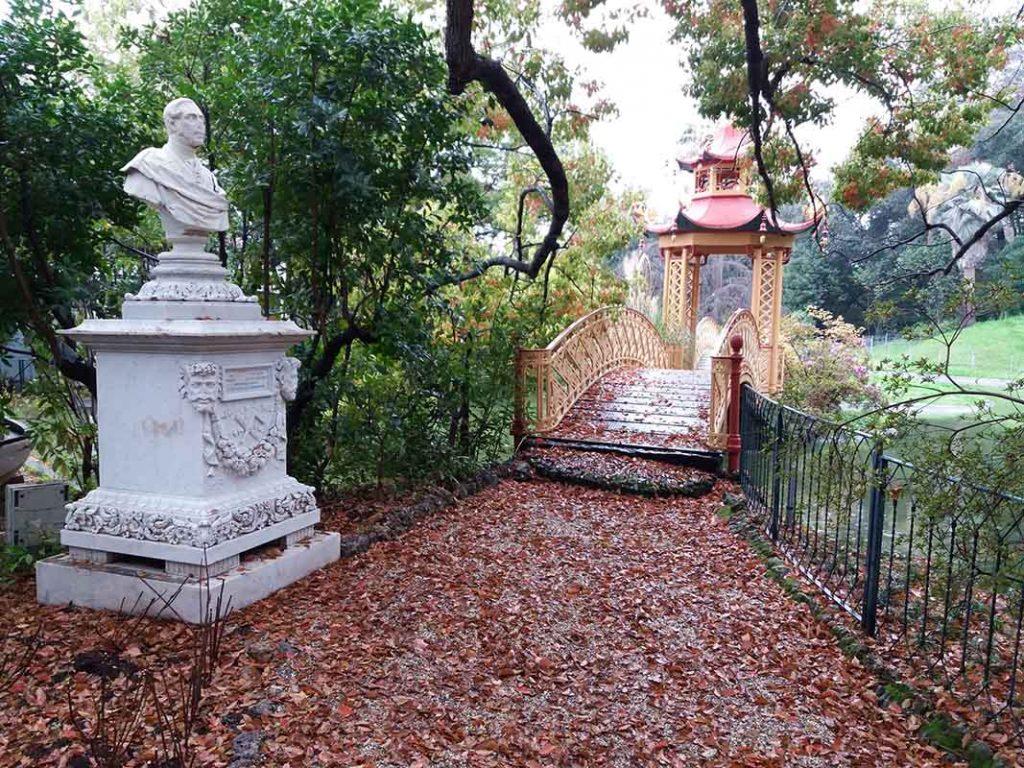 giardino esoterico