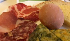colazioni fameliche: Pasqua Umbria