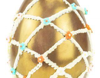 Cioccolato Bodrato: uova di Pasqua ad alto tasso culturale