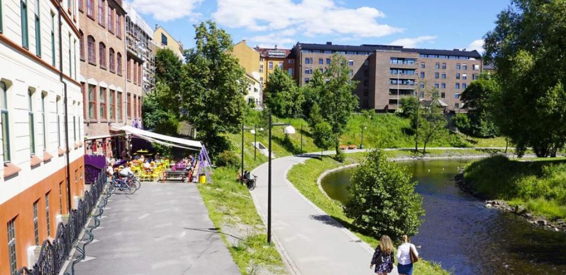 Oslo, capitale verde Europa 2019. E in Italia?