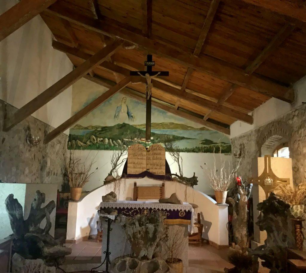 Quando andare a La Maddalena:chiese campestri