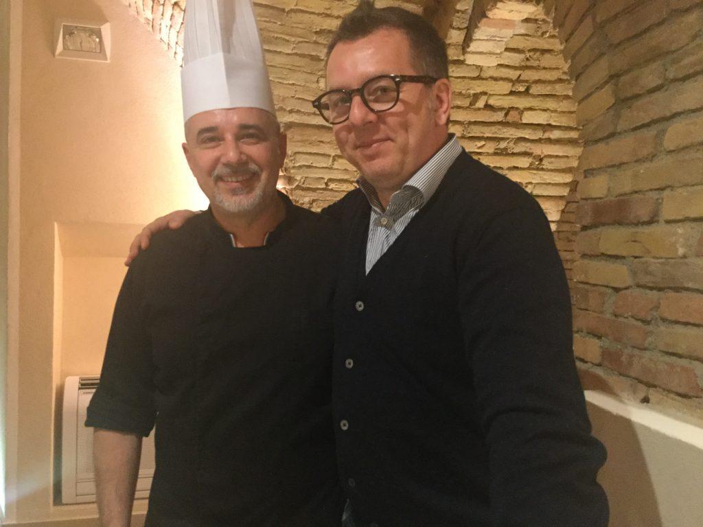 Week end gourmet in Molise: Ristorante Svevia