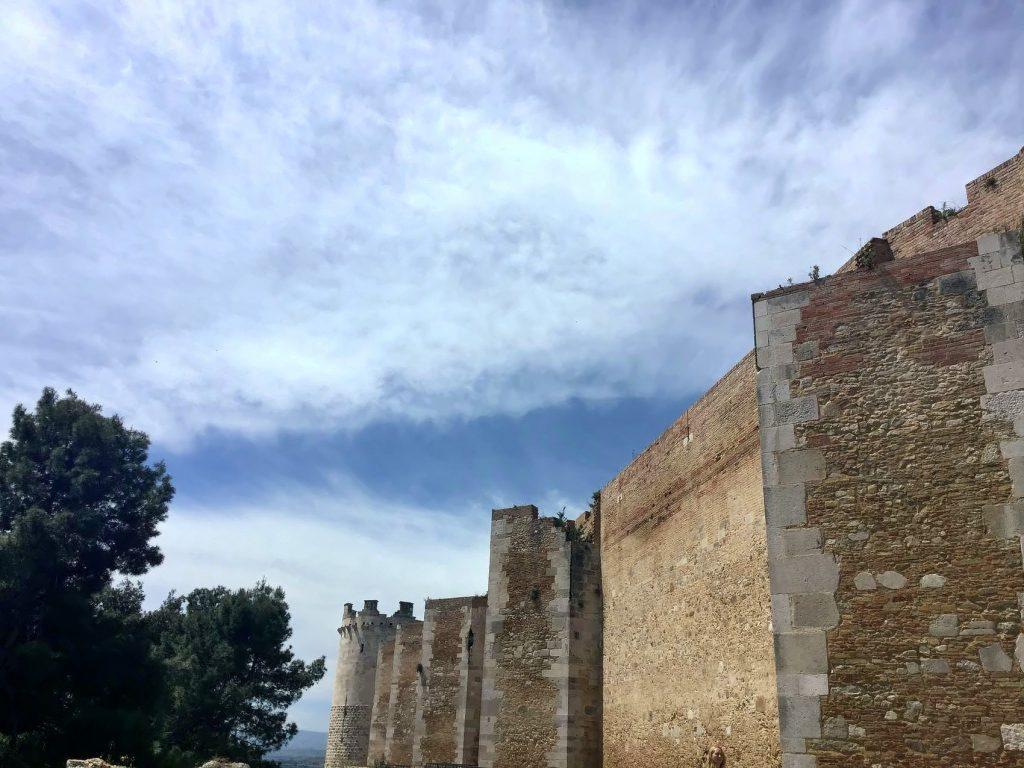 lucera: fortezza svevo-angioina