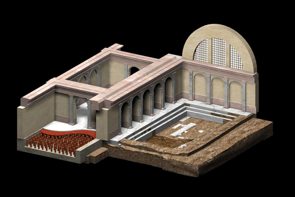 mete spirituali: Acqui Terme piscina romana