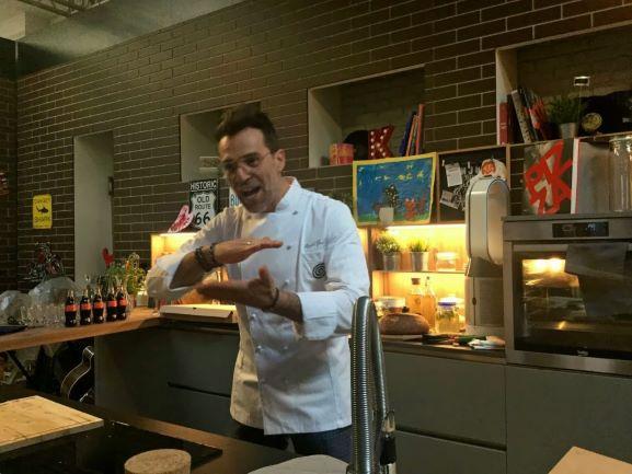 Renato Bosco, il pizzaiolo sperimentatore