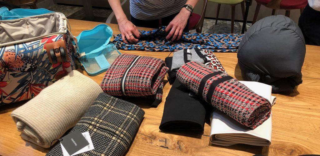 L'arte di fare la valigia secondo Daniela Faggion