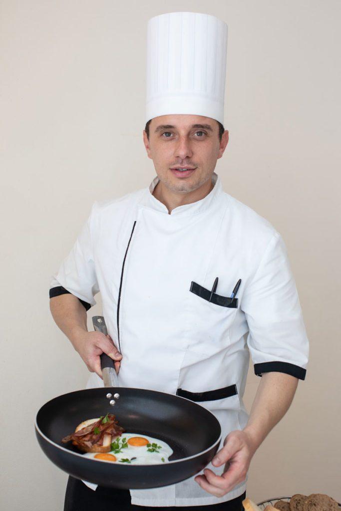 Chef Lorenzo alessio