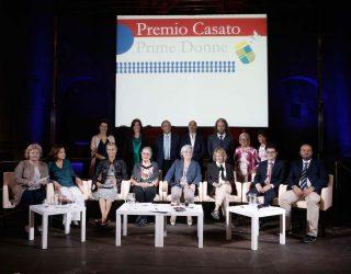 Il premio Casato Prime Donne 2019