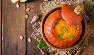 Autunno: quali sono i prodotti di stagione: dalla zucca ai funghi fino alle pere