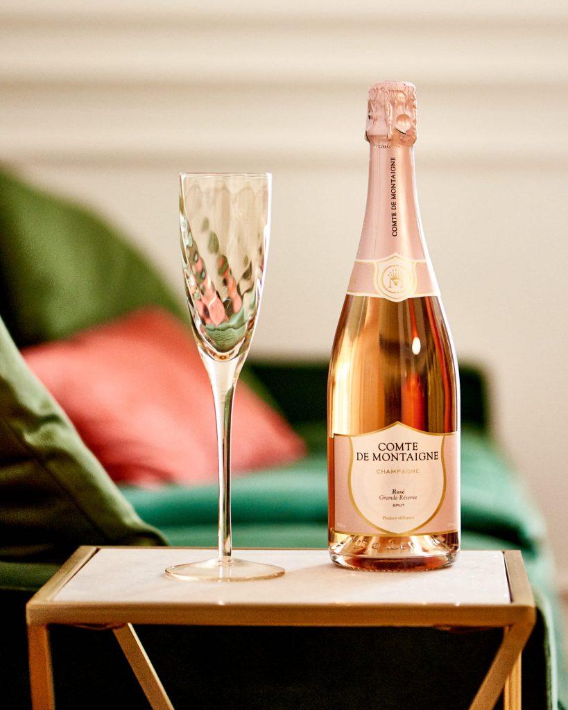 champagne delle crociate
