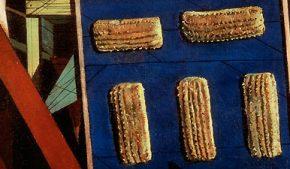 Giorgio De Chirico e i biscotti di Ferrara. Mostra a Palazzo Reale di Milano