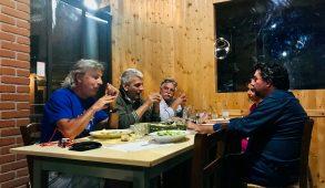 Poesia e cucina in difesa del Piccolo Museo Della Poesia di Piacenza