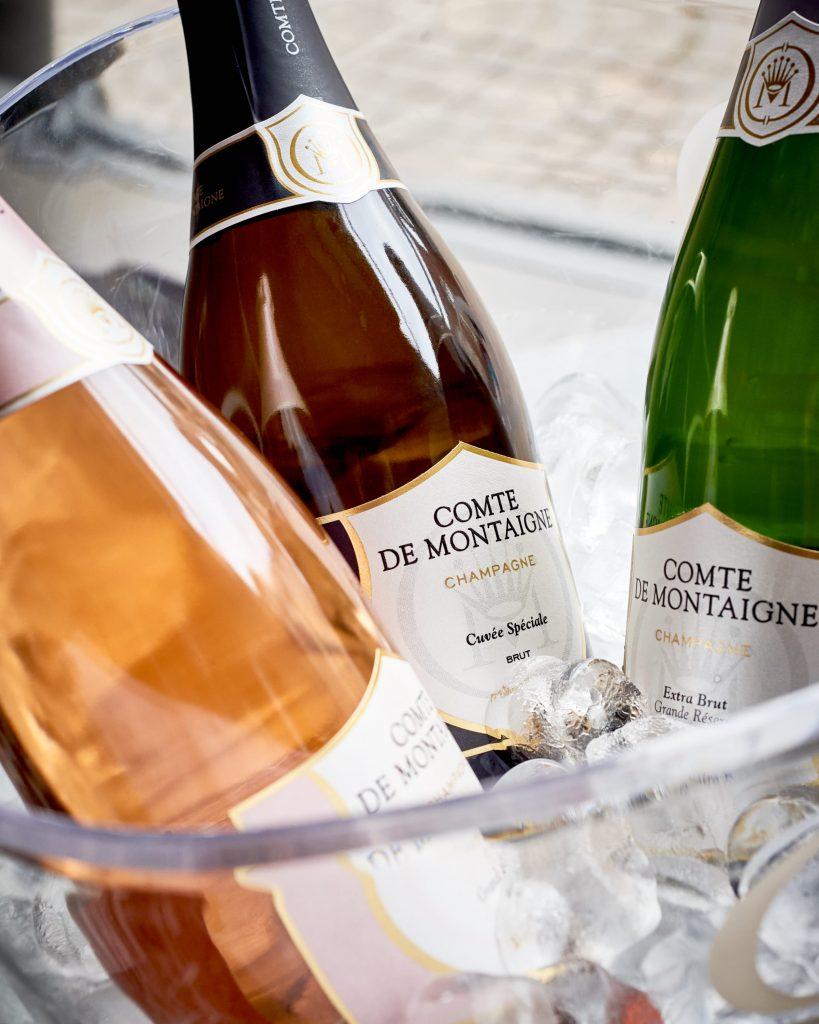 Lo Champagne delle Crociate