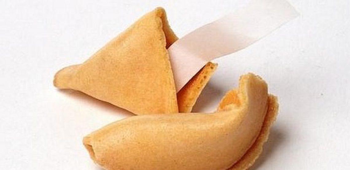 biscotti della fortuna: cinesi o giapponesi?
