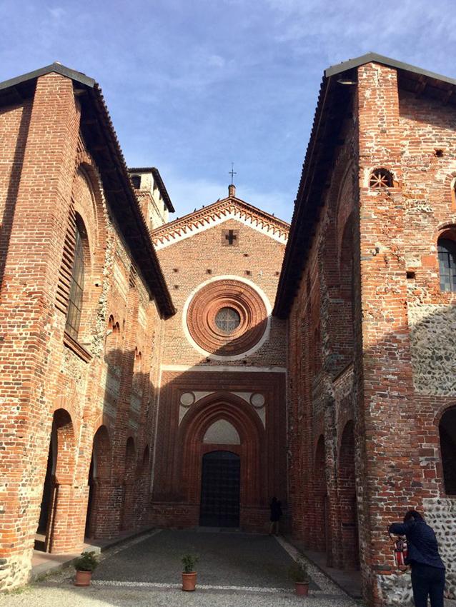 destinazioni per un 2020: abbazia san nazaro sesia