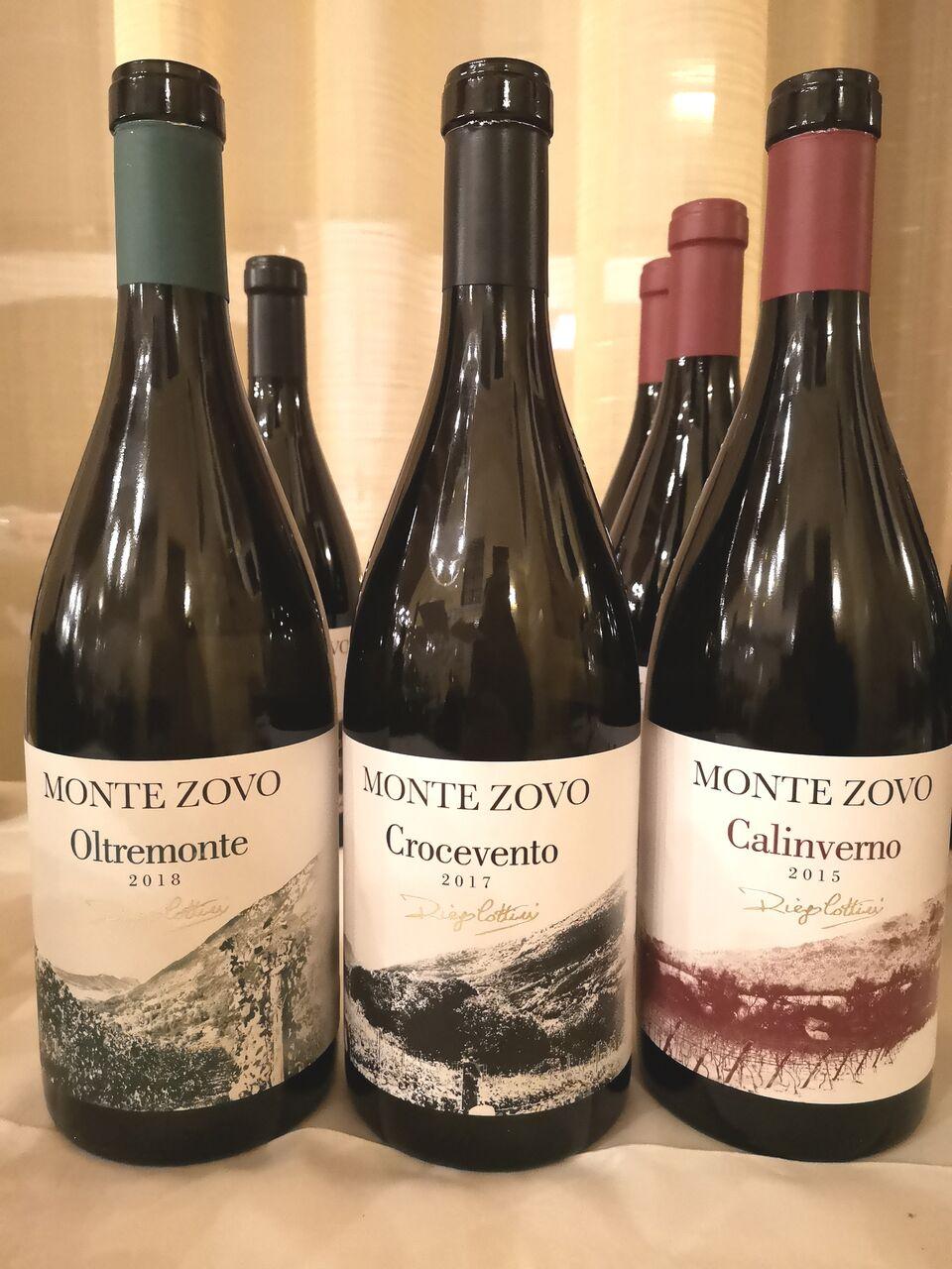 Il Pinot Nero di Monte Zovo spiegato da Riccardo Cotarella. La sorpresa del Calinverno