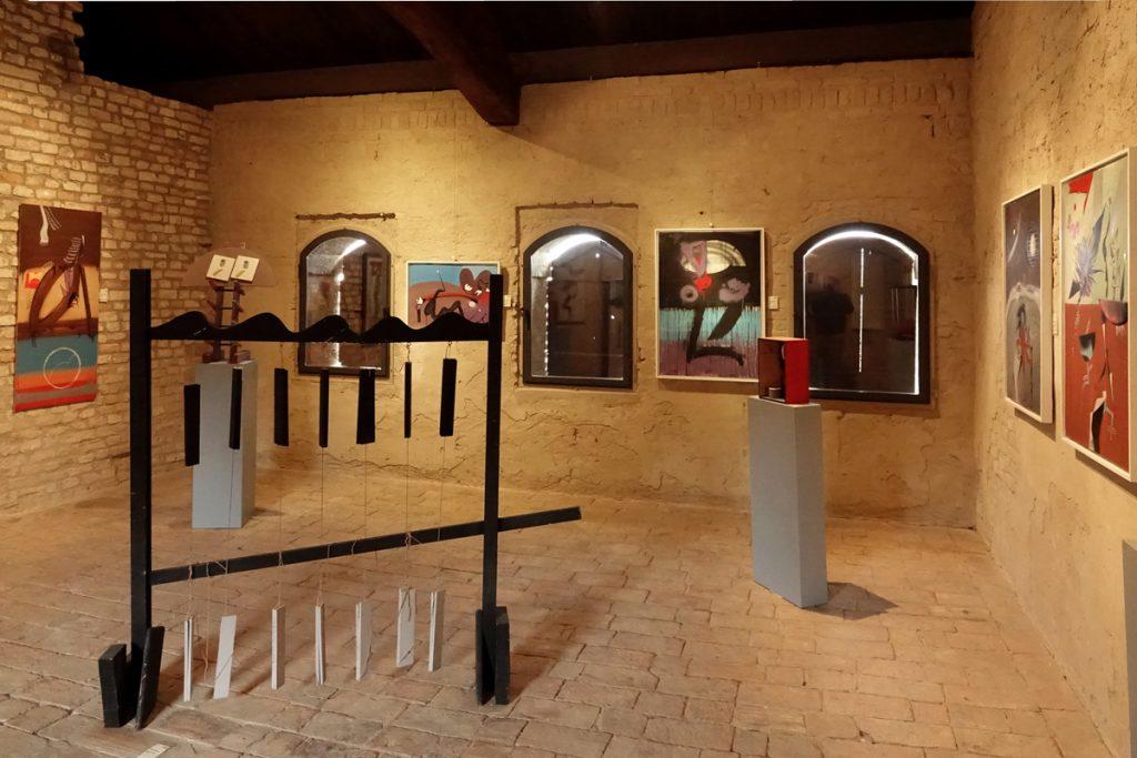 Castello di San Pietro in Cerro e arte contemporanea