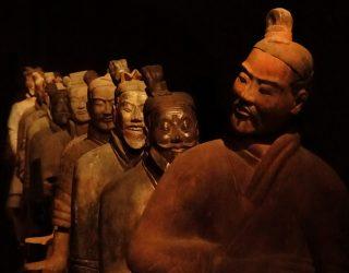 Il tesoro nascosto del Castello di San Pietro in Cerro: i guerrieri di Xi'an