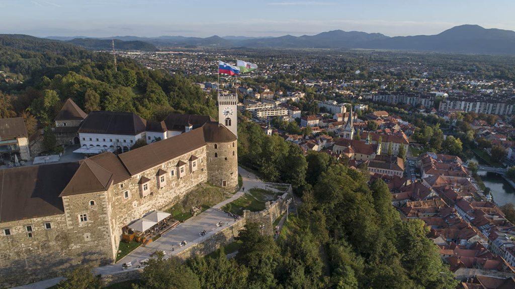 Slovenia, emozioni oltre i mercatini di Natale. Il Castello