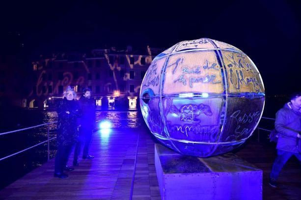Portofino: una fera di luce fatta da Rotelli
