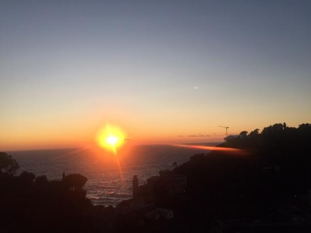 A Portofino c'è una sfera piena di luce