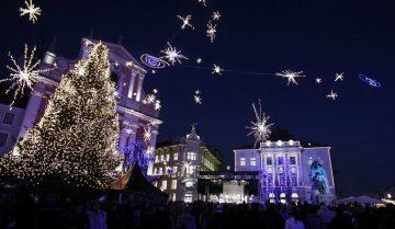 Slovenia, emozioni oltre i mercatini di Natale. A Lubiana