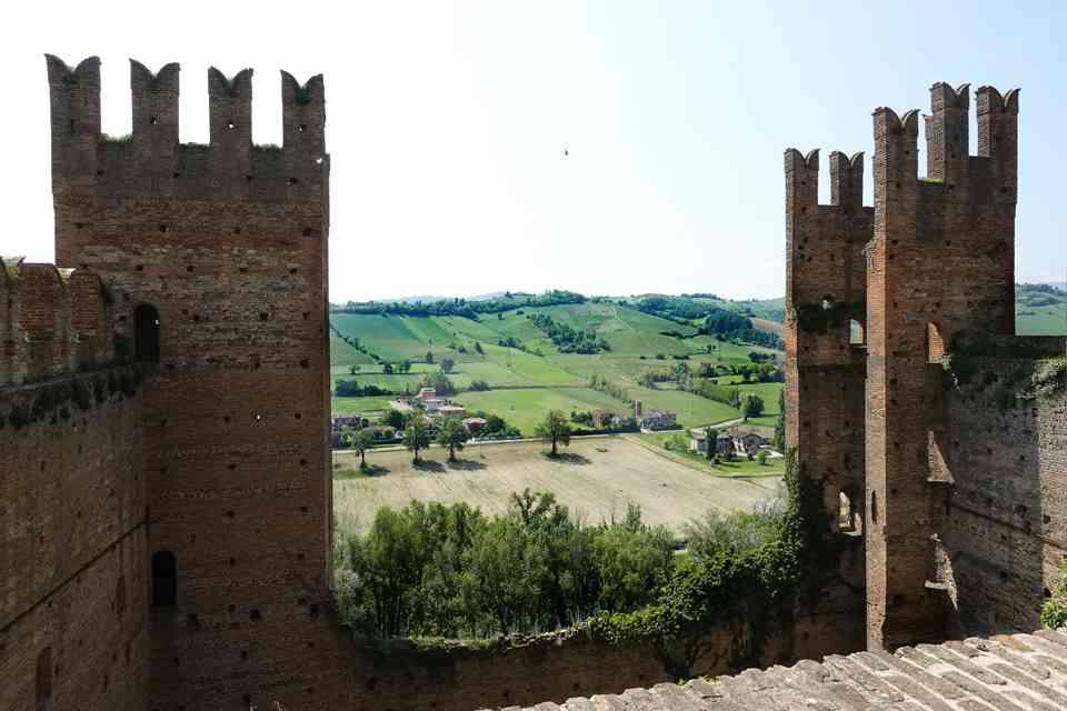 week end tra cibo e cultura: castell'arquato